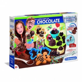 JUEGO EL LABORATORIO DEL CHOCOLATE