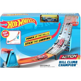 HOT WHEELS - PISTA CAMPEON DE ALTURA - HILL CLIMB CHAMPION