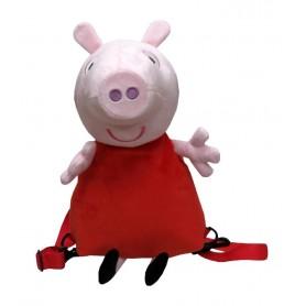 MOCHILA PELUCHE PEPPA PIG