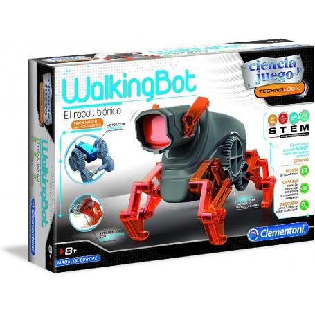 WALKING ROBOT - EL ROBOT BIONICO