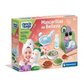 CIENCIA Y JUEGO - CREA MASCARILLAS DE BELLEZA