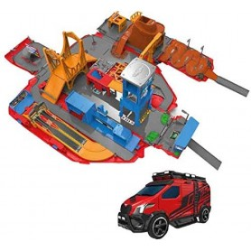 MICRO MACHINES SUPER VAN CITY