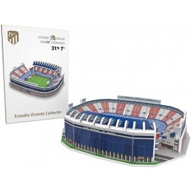 PUZZLE 3D MINI ESTADIO VICENTE CALDERON