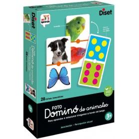 YO APRENDO - DOMINÓ FOTO DE LOS ANIMALES
