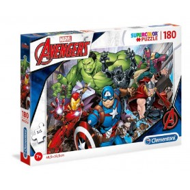 PUZZLE MARVEL THE AVENGERS 180 PIEZAS