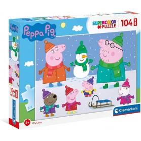 PUZZLE MAXI PEPPA PIG 104PZS