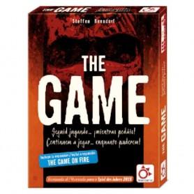 JUEGO CARTAS THE GAME