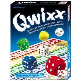 JUEGO DADOS - QWIXX