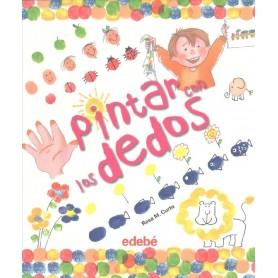 LIBRO PINTAR CON LOS DEDOS