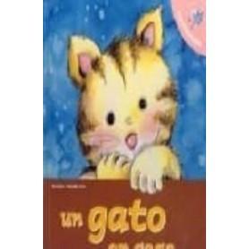 LIBRO UN GATO EN CASA