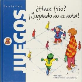 LIBRO DE JUEGOS - HACE FRIO JUGANDO NO SE NOTA
