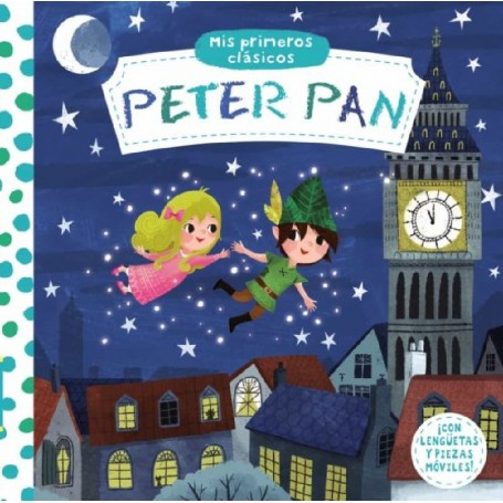 MIS PRIMEROS CLASICOS: PETER PAN