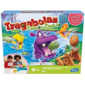JUEGO TRAGABOLAS HIPPOS LAUNCHERS