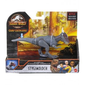 JURASSIC WORLD SAVAGE STRIKE STYGIMOLOCH