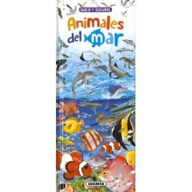 BUSCA Y DESCUBRE ANIMALES DEL MAR