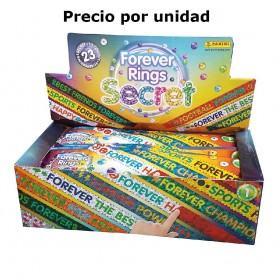 FOREVER RINGS SECRET SOBRE SORPRESA