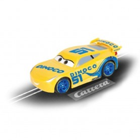 COCHE CARRERA FIRST DISNEY CARS DINOCO CRUZ