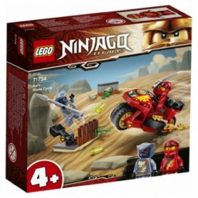 MOTO ACUCHILLADORA DE KAI - LEGO NINJAGO 71734