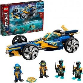 SUBMARINO ANFIBIO NINJA - LEGO 71752 NINJAGO