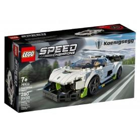 KOENIGSEGG JESKO - LEGO SPEED CHAMPIONS 76900