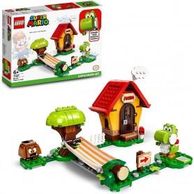 SET DE EXPANSIÓN: CASA DE MARIO Y YOSHI - LEGO 71367
