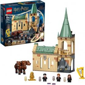 HOGWARTS: ENCUENTRO CON FLUFFY - LEGO HARRY POTTER 76387