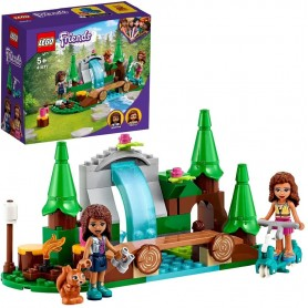 BOSQUE: CASCADA - LEGO FRIENDS 41677