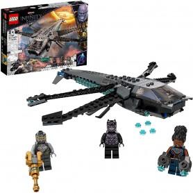 DRAGON FLYER DE BLACK PANTHER - LEGO 76186