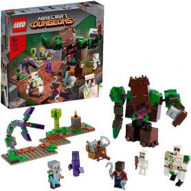 LA ABOMINACIÓN DE LA SELVA - LEGO MINECRAFT 21176