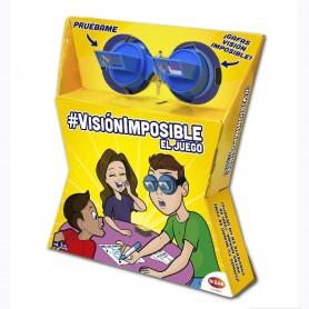 JUEGO VISION IMPOSIBLE