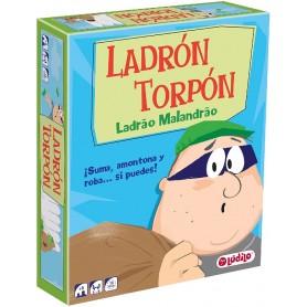 LADRÓN TORPÓN  JUEGO DE CARTAS