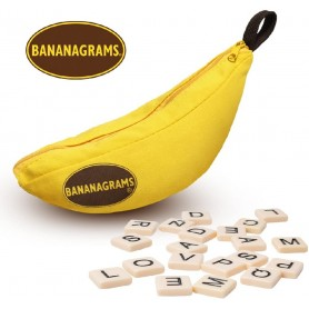 BANANAGRAMS - JUEGO DE PALABRAS