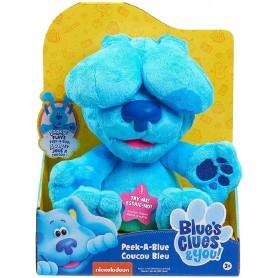 LAS PISTAS DE BLUE Y TÚ PELUCHE PEEK-A-BLUE