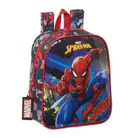 MOCHILA GUARDERIA SPIDER-MAN GO HERO