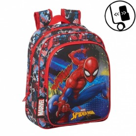MOCHILA INFANTIL SPIDER-MAN GO HERO