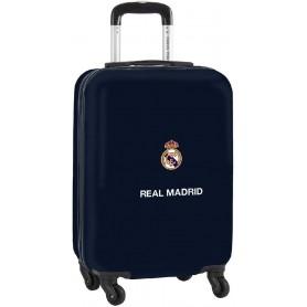 "MALETA TROLLEY CABINA 20"" REAL MADRID"