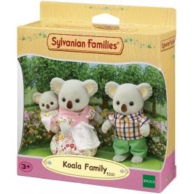 FAMILIA KOALA - SYLVANIAN FAMILIES