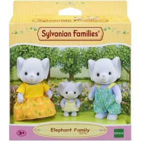 FAMILIA ELEFANTE - SYLVANIAN FAMILIES