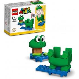 LEGO SUPER MARIO - PACK POTENCIADOR: MARIO RANA
