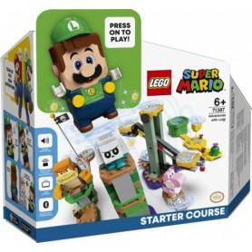 LEGO SUPER MARIO - AVENTURAS LUIGI PACK INICIAL