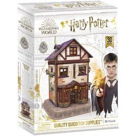 PUZZLE 3D QUALITY QUIDDITCH SUPPLIES HARRY POTTER