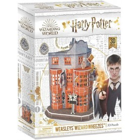 PUZZLE 3D WEASLEYS' WIZARD WHEEZES HARRY POTTER