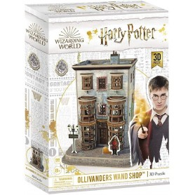 PUZZLE 3D OLLIWANDERS WAND SHOP HARRY POTTER