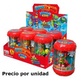 SUPERTHINGS KAZOOM KIDS - CÁPSULA KID BOX SERIE 8