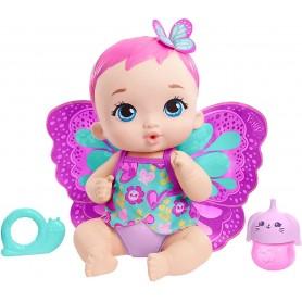 MY GARDEN BABY - BEBE MARIPOSA FEED & CHANGE (ROSA)