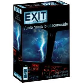 EXIT 15 - VUELO HACIA LO DESCONOCIDO