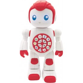 ROBOT POWERMANFIRST ROBOT PARLANTE INTERACTIVO