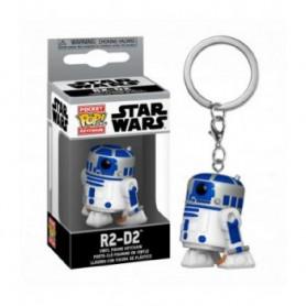 LLAVERO POCKET POP! - R2-D2 - STAR WARS