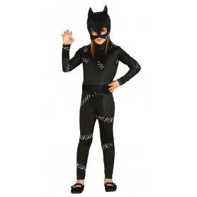 DISFRAZ BLACK KITTY CAT WOMAN 14-16 AÑOS
