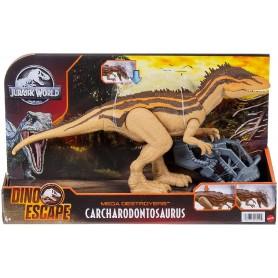 JURASSIC WORLD MEGA DESTRUCTORES CARCHARODONTOSAURUS